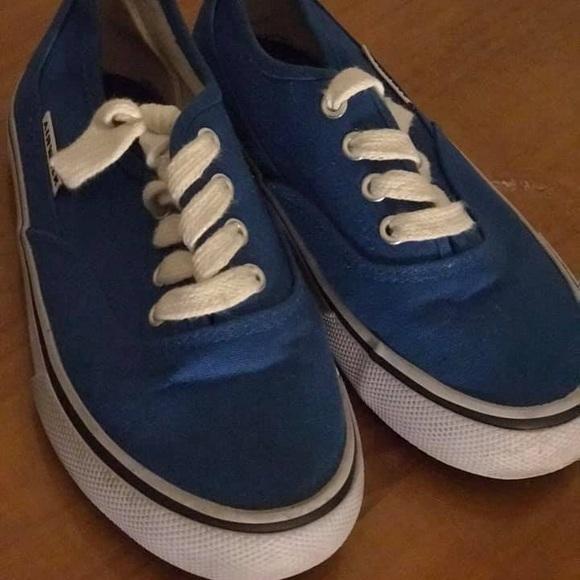 OshKosh B/'gosh Toddler Girl/'s Evie Blue High Top Sneakers Assorted Sizes NWB